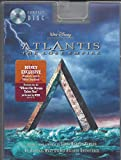 Atlantis: The Lost Empire, numbered limited-edition CD