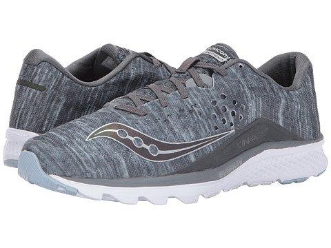(サッカニー) SAUCONY メンズランニングシューズスニーカー靴 Kinvara 8 [並行輸入品] B0748NTRX5 10.5 (28.5cm) D - M グレー