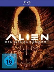 Alien 4 - Die Wiedergeburt [Alemania] [Blu-ray]