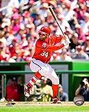 "Bryce Harper Washington Nationals 2015 MLB Action Photo (Size: 8"" x 10"")"