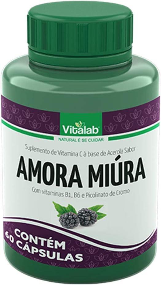 Amora Miúra 60 Cápsulas - Vitalab