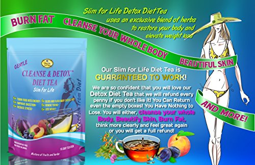 photo Wallpaper of YoungYou International-Detox Tea. Tastes Delicious. Reduces Bloating, Supports Digestion.-