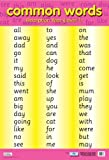 Common Words - Level 1 - Educational Poster 40x60cm