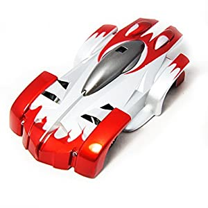 Wall Climbing Remote Control Car – Force1 Gravity Defying RC Car in Assorted Colors for a More Custom Mini RC Car