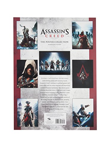 Image of Assassin's Creed: The Poster Collection (Insights Poster Collections)