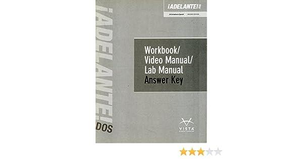 adelante dos 2nd edition answer key vhl 9781618579027 amazon com rh amazon com Dos FY Dos Command Reference Guide