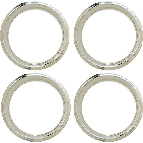 Eckler's Premier Quality Products 33144900 Camaro Trim Ring Set 14 x 6 by Premier Quality Products