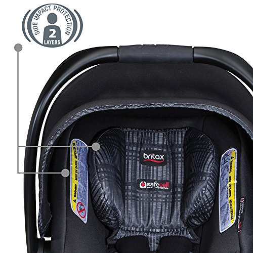 Amazon Britax B Safe 35 Elite Infant Car Seat Domino Baby