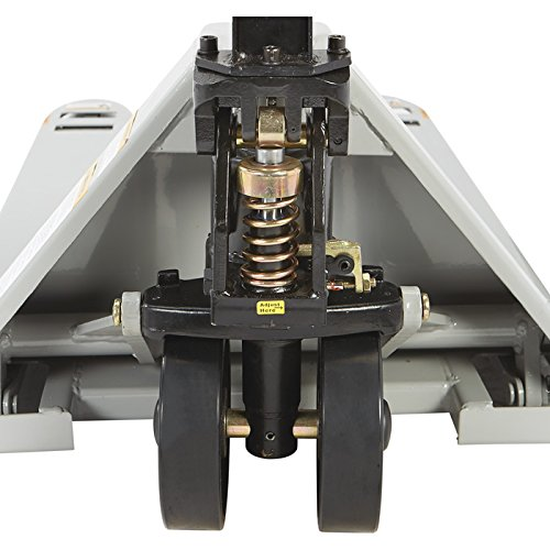 Strongway Low-Profile Pallet Jack—5500-Lb. Capacity by Strongway (Image #5)