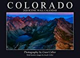 Colorado 2020 Scenic Wall Calendar - A 12-month calendar with nature & landscape photography of the Rocky Mountains, plus historical images