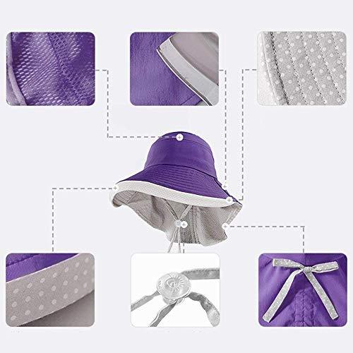 B Solar Wcp Transpirable Gorra Aire Uv Libre Gorro Al Protección Sombrero d YZgrqYPw