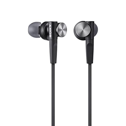 132edf9b3f6 Image Unavailable. Image not available for. Colour: Sony Extra Bass MDR-XB50  in-Ear Earphones ...