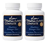 Matrix 5,000 Complete Multi-Vitamin for Hair – 2 Pack For Sale