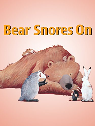 Popcorn Bear - Bear Snores On