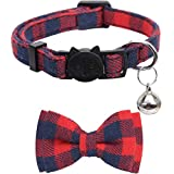 Lamphyface 2 Pack/Set Cat Collar Breakaway with