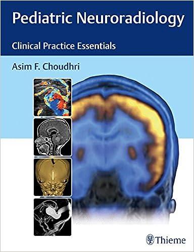 Download PDF Pediatric Neuroradiology - The Essentials