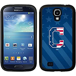 Cleveland Indians - USA Blue design on a Black Samsung Galaxy S4 Guardian Case