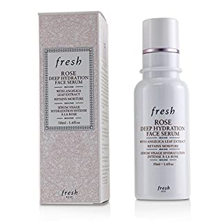 Fresh Rose Deep Hydration Soothing Extra Large Size Face Serum - 1.6 fl oz/50 ml