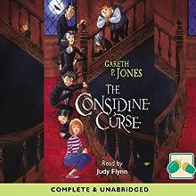 The Considine Curse Audiobook by Gareth P. Jones Narrated by Judy Flynn
