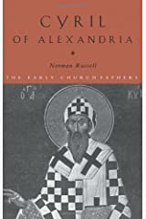Cyril of Alexandria (The Early Church Fathers) Paperback