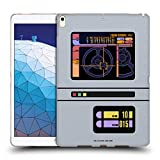 Official Star Trek Padd Gadgets TNG Soft Gel Case Compatible for iPad Air (2019)