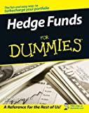 img - for Hedge Funds For Dummies by Ann C. Logue (2006-10-30) book / textbook / text book