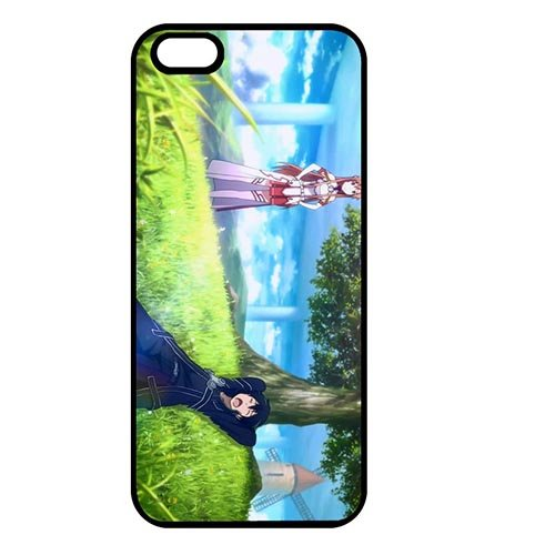 Coque,Japan Games Sword Art Online Pattern for Coque iphone 7 PLUS Cover Case Covers