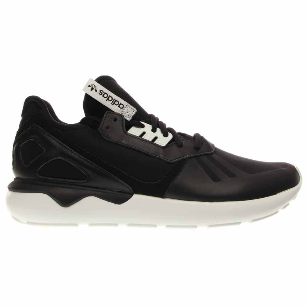 2778b8d698a4de Amazon.com  Adidas Tubular Runner Black White B41272 (SIZE  10.5)  Sports    Outdoors