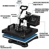 VEVOR Heat Press 12 X 15 Inch Heat Press Machine