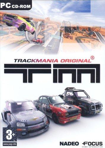 TrackMania Original (PC CD) The Original Version Revamped and Souped up