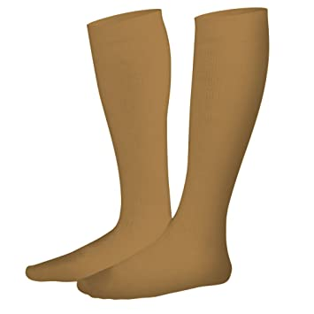 976fcb1c245 Image Unavailable. Image not available for. Color  Dr. Comfort Men s Cotton  Dress Graduated Compression Knee-High Sock