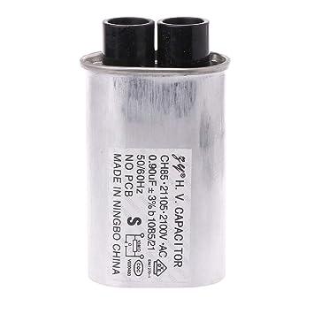 AC 2100V - Condensador HV para horno microondas (0,90 μF)