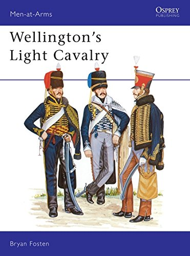 Wellington's Light Cavalry (Men-at-Arms) (Light Wellingtons)