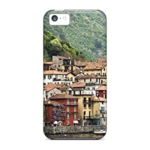 meilz aiaiNew Cute Funny Town Of Lombardy On Lake Como Cases Covers/ iphone 6 plus 5.5 inch Cases Coversmeilz aiai