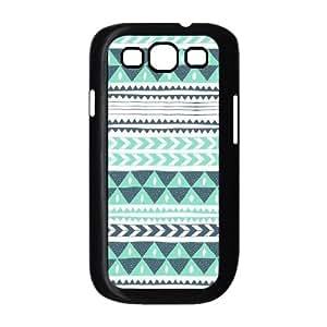 Green Tribal Pattern ZLB555590 DIY Phone Case for Samsung Galaxy S3 I9300, Samsung Galaxy S3 I9300 Case