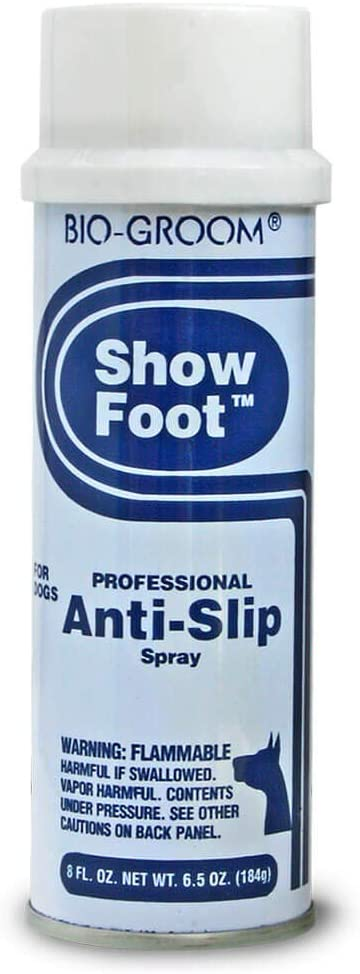 Bio-groom Show Foot, 6.5 ounce