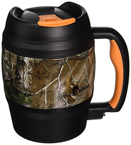 Bubba Classic Insulated Desk Mug, 52 oz, RealTree Black