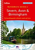 Severn, Avon & Birmingham No. 2 (Collins Nicholson Waterways Guides)