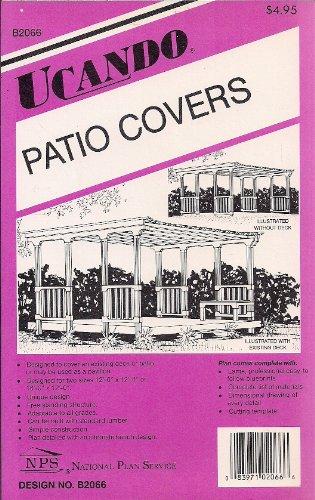Cheap  Ucando Patio Covers (Design No. B2066)