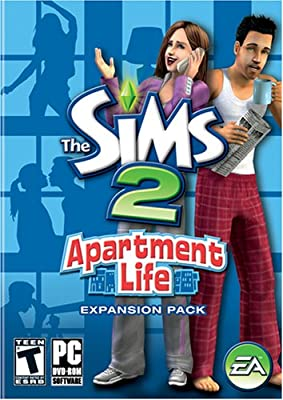 The Sims 2: Apartment Life - Nintendo 64