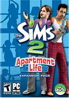 Sims 2 apartment life nude patch