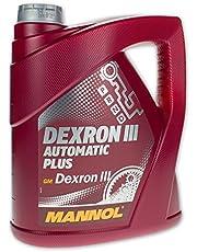 MANNOL Dexron III Automatic Plus, 1 liter