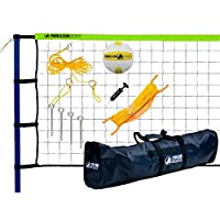 Park & Sun Spiker Sport Steel Volleyball Set from Park and Sun Sports
