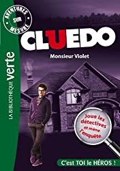 Aventures sur Mesure - Cluedo 05, Monsieur Violet