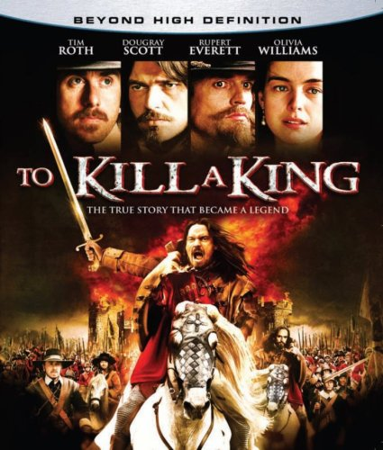 To Kill A King [Blu-ray]