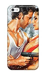 New Arrival HoIAJXw3083bInOO Premium Case For Ipod Touch 5 Cover (hrithik Katrina In Bang Bang)