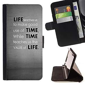 Dragon Case- Caja de la carpeta del caso en folio de cuero del tir¨®n de la cubierta protectora Shell FOR Samsung Galaxy S5 Mini SG870a, SM-G800- Life Use of Time