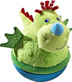 HABA Roly Poly Dragon Soft Wobbling & Chiming Baby Toy