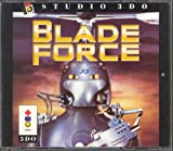 Blade Force 3DO Long Box