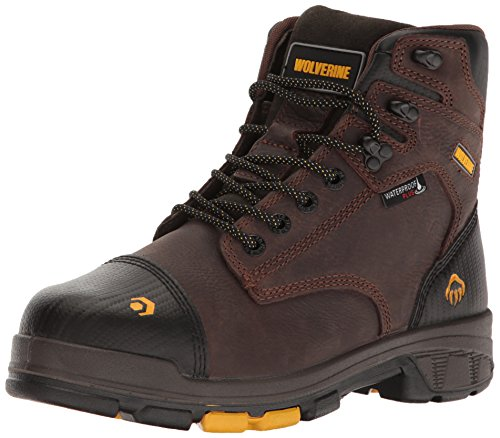 Safety Boots Guard Metatarsal (Wolverine Men's Blade LX Waterproof 6